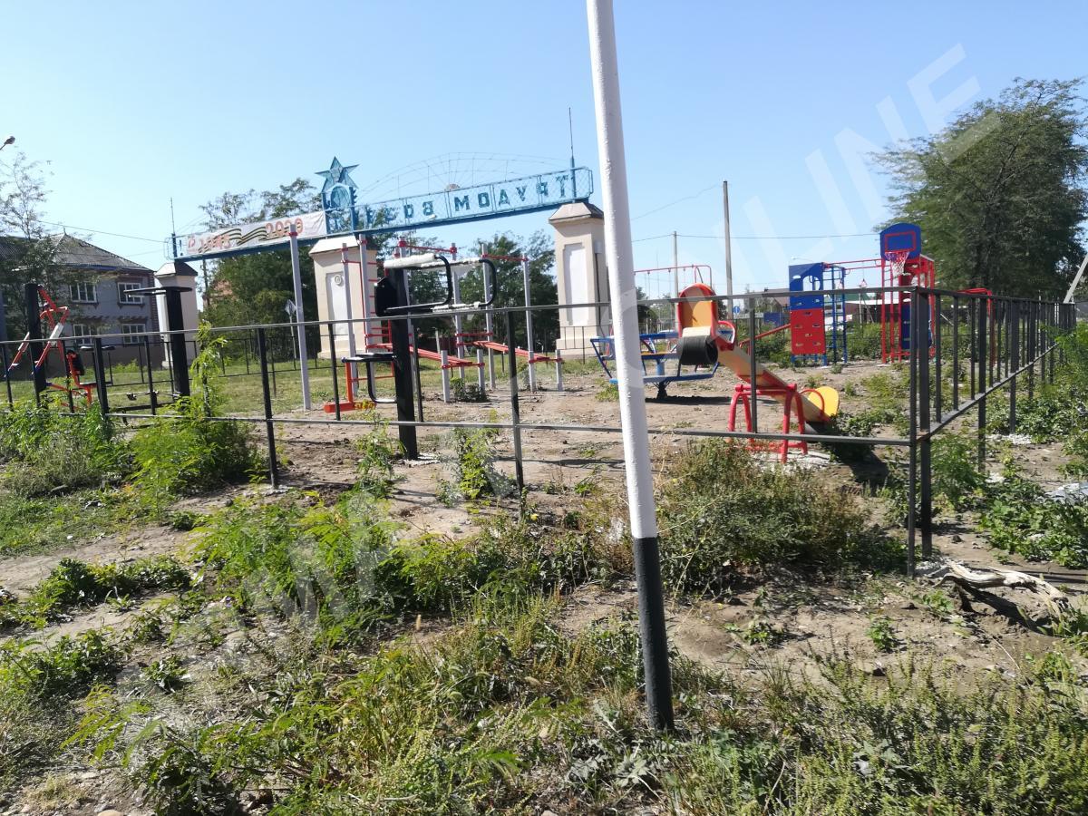 В 32 совхозе установили детскую площадку. телефон +7 928 043 09 99 купить на сайте объявления Армавир онлайн