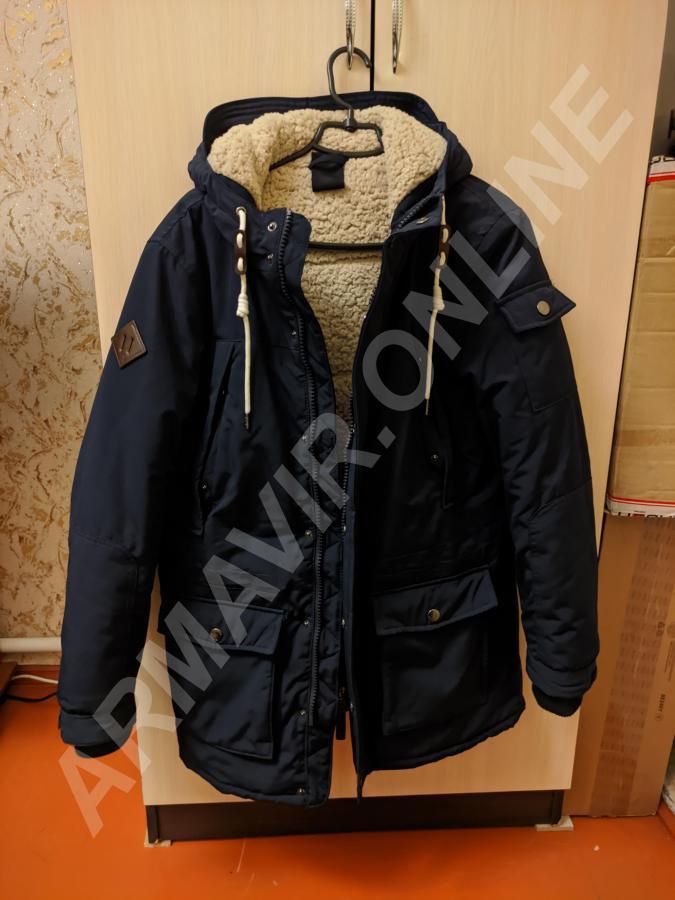 Новая зимняя куртка парка. телефон +7 952 840 35 32 купить на сайте объявления Успенское онлайн