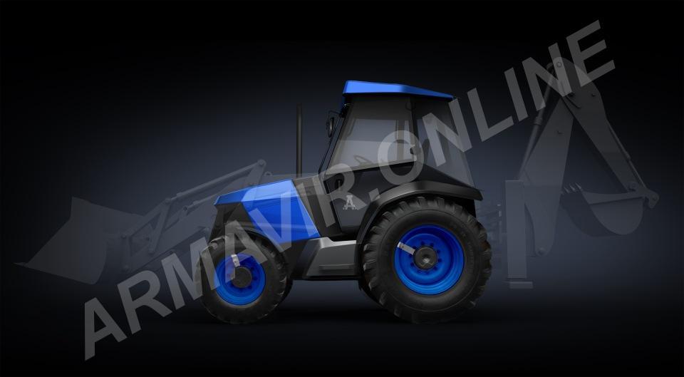 Трактор Made in Armavir. телефон +7 989 289 99 44 купить на сайте объявления Армавир онлайн