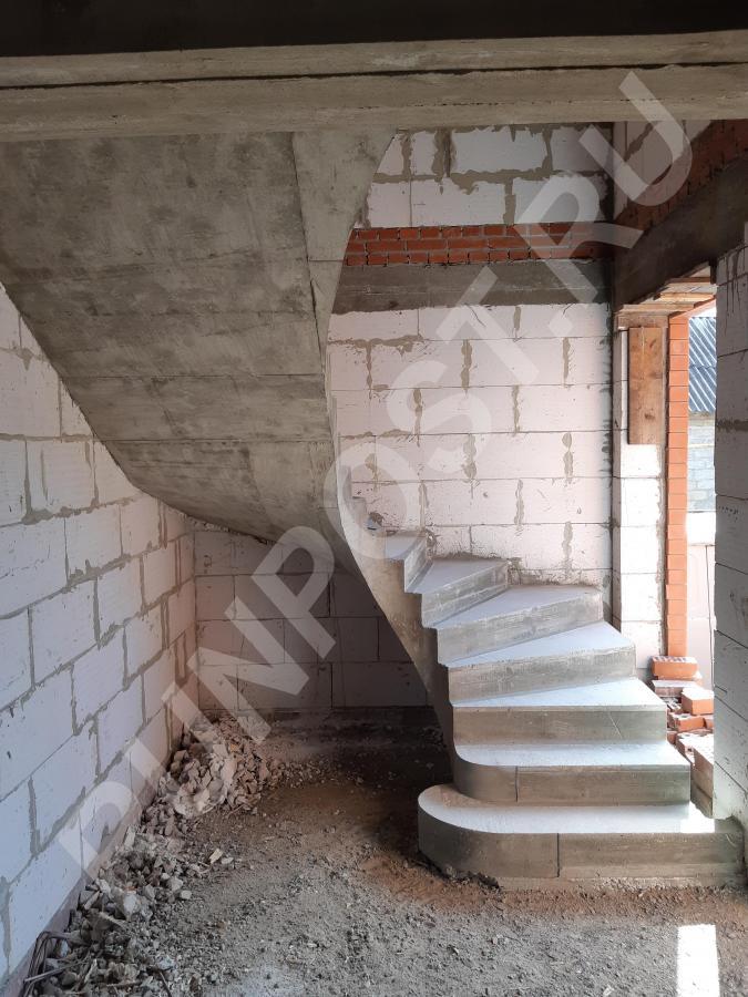 Монолитные лестницы. телефон +7 989 826 29 51 купить на сайте объявления Армавир онлайн