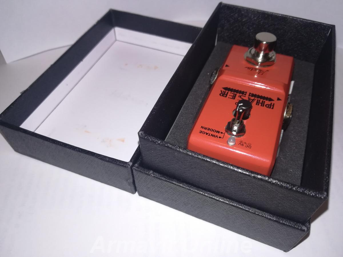 Примочка педаль нано фейзер. телефон +7 900 477 55 33 купить на сайте объявления Армавир онлайн
