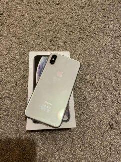Телефон Apple iPhone XS 64GB серебристый . телефон +79180913301 купить на сайте объявления Армавир онлайн
