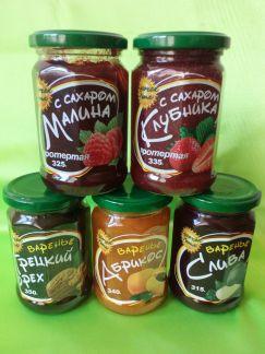 Реализуем варенье и ягоду протертую с сахаром . телефон +79184980249 купить на сайте объявления Армавир онлайн