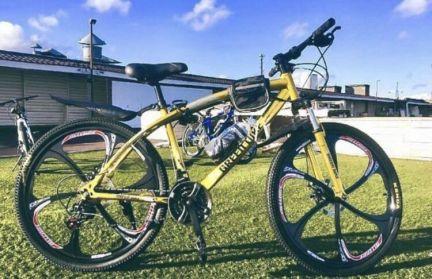 Велосипед на литых дисках. Арт: 603 . телефон +79104691129 купить на сайте объявления Армавир онлайн