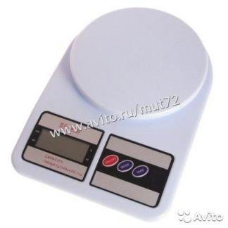 Весы кухонные электронные SF-401 . телефон +79189507698 купить на сайте объявления Армавир онлайн