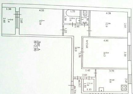 Продам 3х-комнатную квартиру, 67 м кв., 8/9 эт. . телефон +79343422509 купить на сайте объявления Армавир онлайн