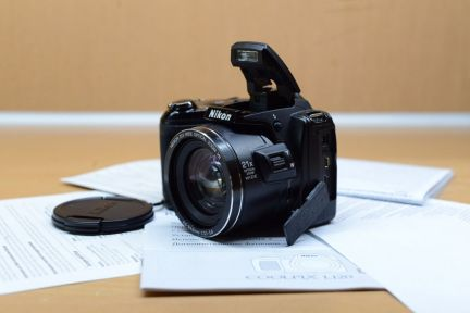 Фотоаппарат Nikon Coolpix L120 + сумка . телефон +79180683021 купить на сайте объявления Армавир онлайн