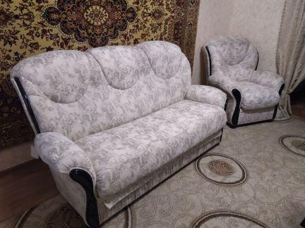 Диван с креслами . телефон +79183421721 купить на сайте объявления Армавир онлайн