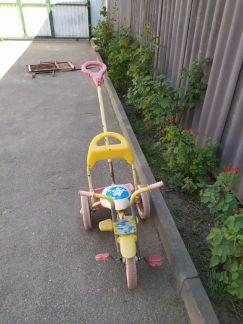 Велосипед трехколесный детский . телефон +79002577014 купить на сайте объявления Армавир онлайн