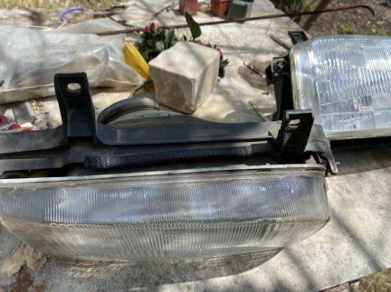 Передние фары volkswagen t4 . телефон +79189595687 купить на сайте объявления Армавир онлайн