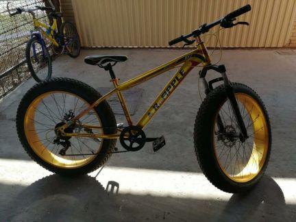 Продам велосипед фетбайк . телефон +79180719838 купить на сайте объявления Армавир онлайн
