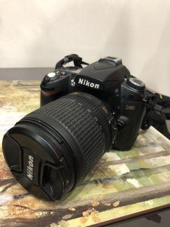 Зеркальный фотоаппарат d90 . телефон +79181945575 купить на сайте объявления Армавир онлайн
