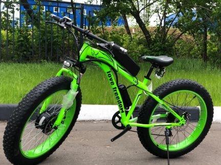 Электро велосипед фетбайк . телефон +79397819926 купить на сайте объявления Армавир онлайн