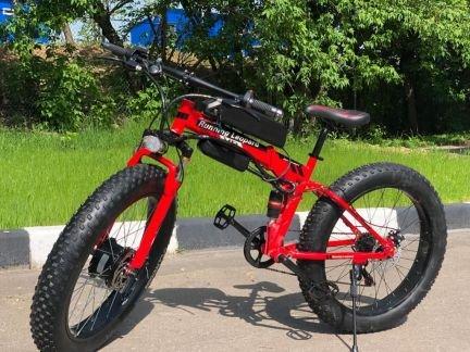 Электровелосипед электро фэтбайк . телефон +79397819926 купить на сайте объявления Армавир онлайн