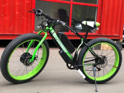 Электровелосипед полу фэт 26*3 . телефон +79397819926 купить на сайте объявления Армавир онлайн