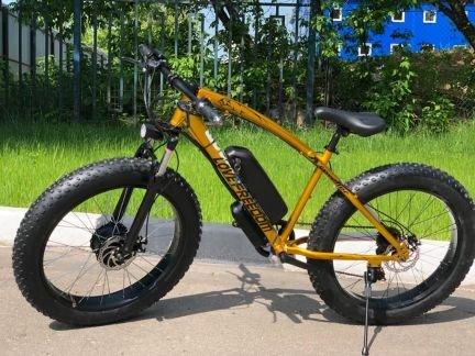Электровелосипед фэтбайк электро . телефон +79397819926 купить на сайте объявления Армавир онлайн