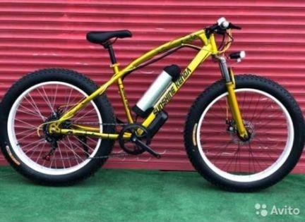 Электровелосипед полуфет . телефон +79397819926 купить на сайте объявления Армавир онлайн