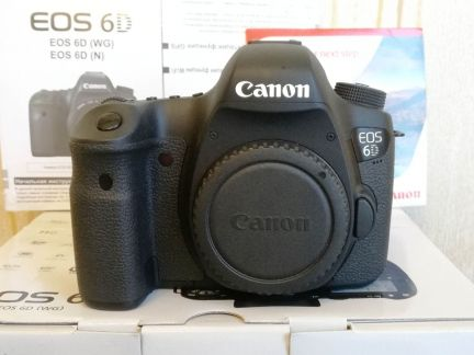 Фотоаппарат Canon 6D body+объектив Canon 50mm 1.8 . телефон +79182327779 купить на сайте объявления Армавир онлайн