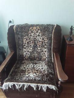 Отдам бесплатно диван, и 2 кресла раскладных. телефон +7 918 085 08 32 купить на сайте объявления Армавир онлайн